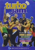 Turbo Jam: 5 Workouts Beachbody DVD - $24.74