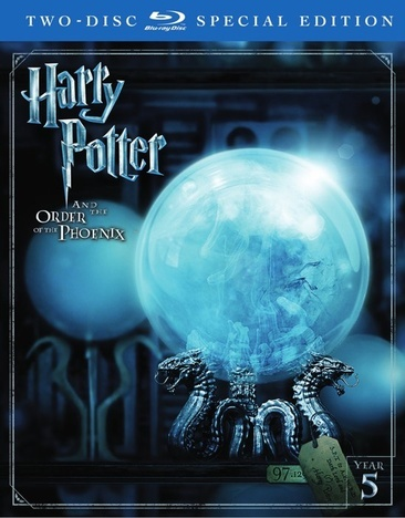 Harry Potter & The Order Of The Phoenix (Blu-Ray/Digital Hd/Ultraviolet/Se)