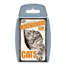 Cats and Kittens Top Trumps Card Game - $14.38