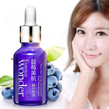 BIOAQUA Wonder Essence Blueberry Extract Face Cleanser Anti aging Moisturizing - $6.27