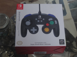PowerA Wired GameCube Controller for Nintendo Switch - Black - $24.99