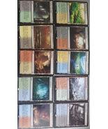 Mtg Magic Proxy 10x HOLO Set 10 cards Fetch Lands HOLO Commander  - $36.00