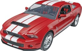 Scale 1:25 Model Car Truck Kit 2010 Ford Shelby GT Hobby New - $31.67
