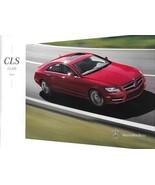 2014 Mercedes-Benz CLS-CLASS brochure catalog US 14 550 CLS63 AMG S - $10.00