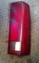 03 chevy SAFARI VAN RIGHT/PASS SIDE OEM TAIL LIGHT