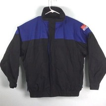 Columbia Mens Large Vintage Jacket 1996 Embroidered Albuquerque Balloon Fiesta  - $49.54
