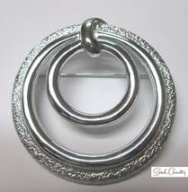 Vintage Sarah Coventry  Jewelry - #6825  Circlet Pin - $14.16