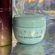Tatcha 10mL Violet C Brightening Serum & Water Cream 10mL image 3
