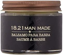 18.21 Man Made Beard Balm, 2 Fl Oz image 2
