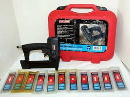 Craftsman 351.181730 Brad Nailer Kit + Case + 10 Boxes 18 Ga Nails - $189.99