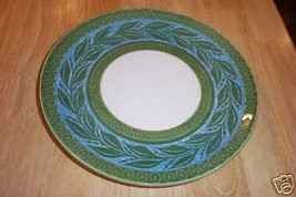 Royal China dinner plate (Carprice) 3 available - $3.91
