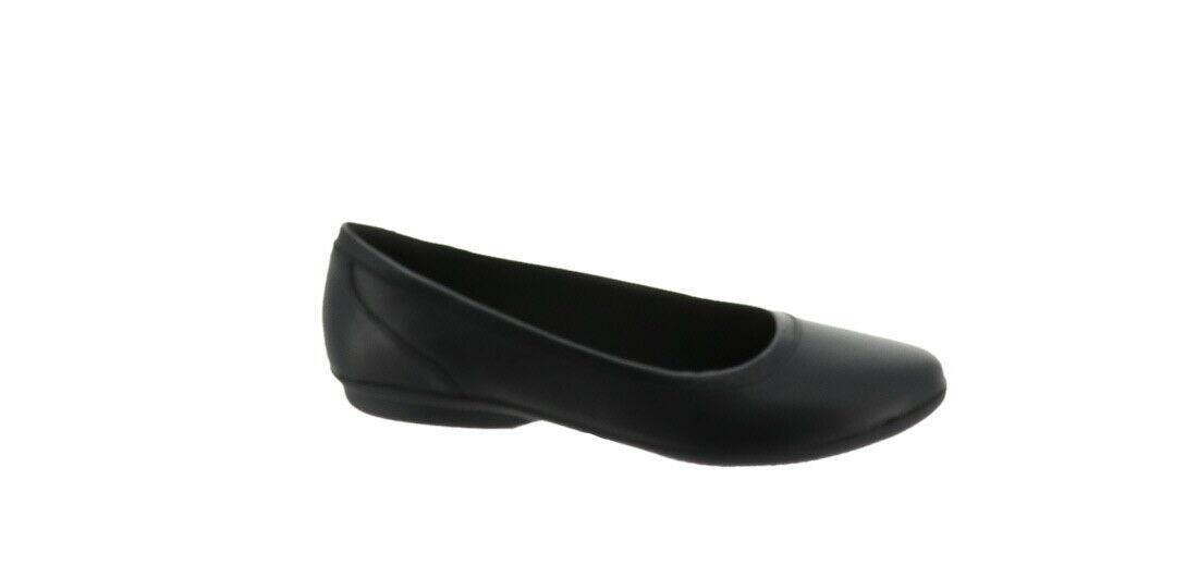 Clarks Leather Ballet Flats- Gracelin Mara Black 9M NEW A295311