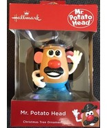 "2018 Hallmark Mr. Potato Head Christmas Tree Ornament NEW 3"" Tall - $16.82"