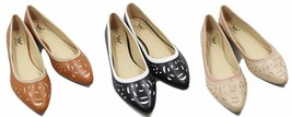 Brand New Women's Comfortable Fashion Slip On Pointy Toe Ballet Flats Shoes - $15.99