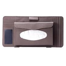PANDA SUPERSTORE Multi-Functions CD Visor Tissue CD Holder/Wallet/Organizer for  image 2