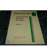 Selected Czerny Studies Book 2 Two Series for Piano 10 by Emil Liebling - $6.99
