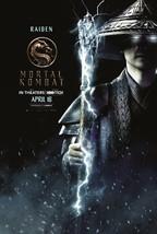 "Mortal Kombat Poster 2021Simon McQuoid Raiden Film  Art Print 24x36"" 27x... - $10.90+"