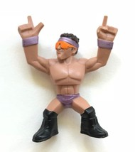 WWE 2012 Mini Wrestler Figure Mattel Wrestling Y0618 Orange Glasses - $8.60