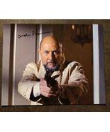Donald Pleasence Hand Signed Autograph 8x10 Photo COA Halloween - $149.99
