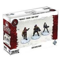 DUST - SSU - Hero Pack (Nikolai/Yakov/Red Yana) -=NEW=- - $12.30