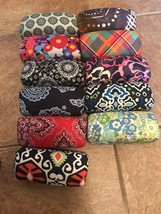 Vera Bradley hard clamshell sunglasses cases $24 - $12.00