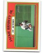 2021 Topps Heritage #172 Jackie Bradley Jr. NM-MT Red Sox In Action - $0.99