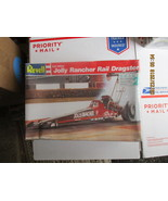 Revell Lori Johns' Jolly Rancher Rail Dragster 1/25 scale - $28.99