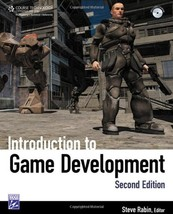 Introduction to Game Development Steve Rabin - $17.00
