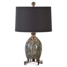 Uttermost Madon Crackled Glass Table Lamp - $184.80