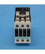 Siemens 3RT10251AC20 Sirius S0 IEC Contactor 3 Pole 24 VAC Coil - $29.99