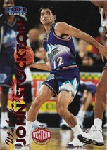 John Stockton Fleer 99-00 #31 Utah Jazz - $0.50