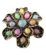 Joan Rivers Brooch   Statement Jewelry   Costume Jewelry - $64.34