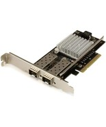 StarTech.com 10G Network Card - 2x 10G Open SFP+ Multimode LC Fiber Conn... - $281.46