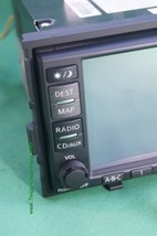 Nissan Altima GPS CD AUX NAVI Bose Stereo Radio Receiver Cd Player 25915-JA00B image 2