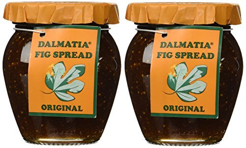 Dalmatia Original Fig Spread 8.5oz - Two Pack
