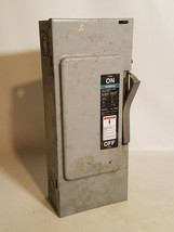 I-T-E Siemens Enclosed Switch JN423 Series A Type 1, 100A 7.5/15HP 240VAC - $54.44