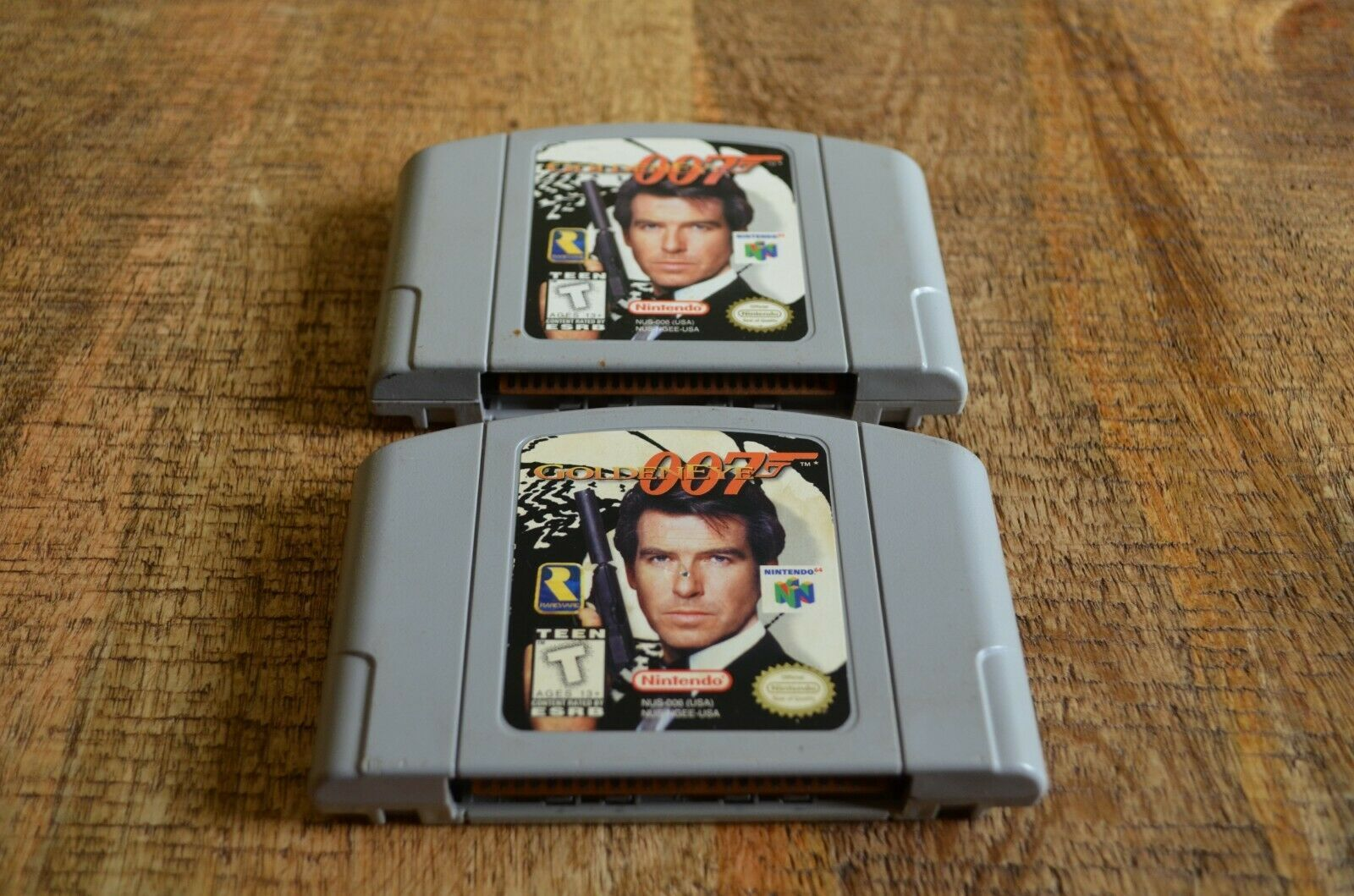 GoldenEye 007 by Rareware (Nintendo 64, 1997) N64 Video Game cartridge only