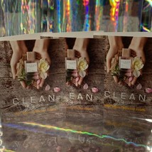 3x 1.5mL CLEAN RESERVE Solar Bloom EDP Sustainable Cruelty Free Total Of 4.5mL