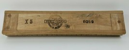 """Antique Perlu-Vorm #8059 Wooden 20 Cigar Mold Press 22x4"""" VGC Fast Shipping - $98.99"""
