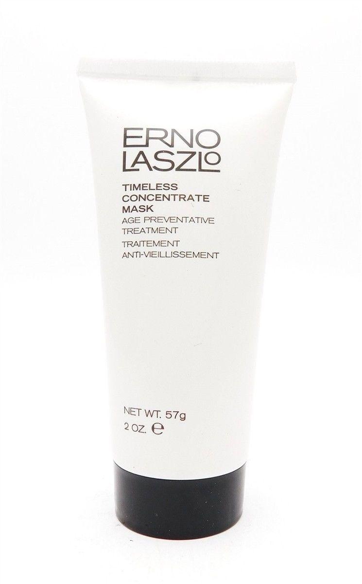 JOBLOT 10 Erno Laszlo TIMELESS CONCENTRATE MASK Age Preventative 2 oz / 57g - $64.35