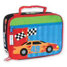 RACING CAR LUNCHBOX-BY STEPHEN JOSEPH - $11.66