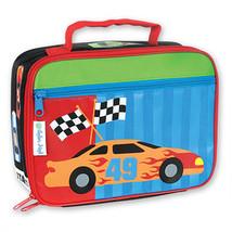 RACING CAR LUNCHBOX-BY STEPHEN JOSEPH - $11.66