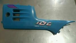 1997 Polaris Xpress 400 Left Side Panel Cover Plastic Blue AK2 - $29.02