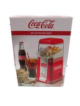 Coca-Cola  Hot Air 8-cup Popcorn Popper- BRAND NEW - $41.58