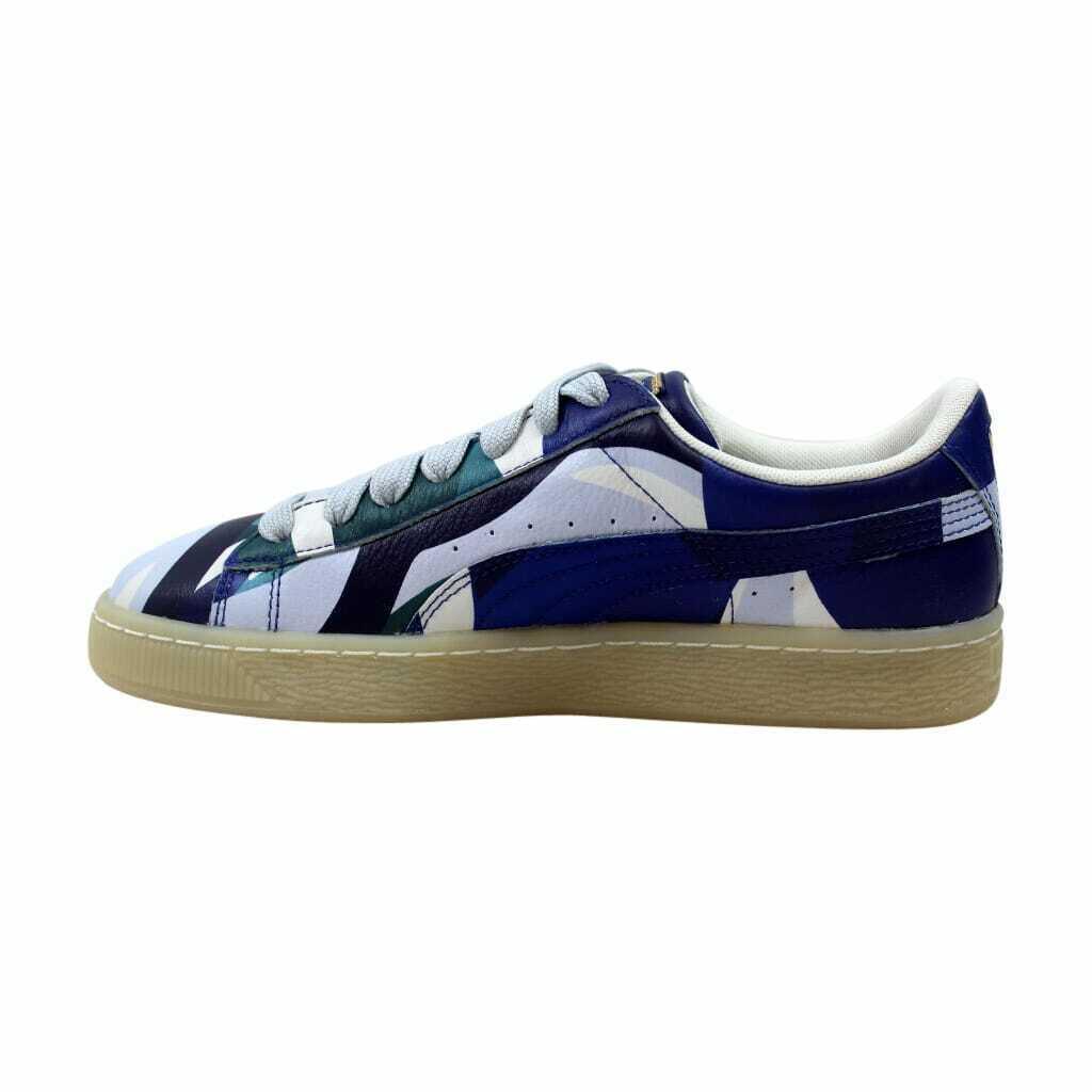 Puma Puma X Careaux Basketgraphic Twilight Blue-Halogen Blue 363435 01 SZ 6.5