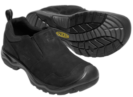 Keen Rialto Low Size 9 M (D) EU 42 Men's Slip On Oxford Shoes Black