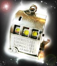 Haunted Free,W $99 Working Slot Machine Charm Jackpot Magnifier Magick Cassia4 - $0.00