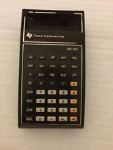Texas Instrument Calculator: Vintage - $25.00