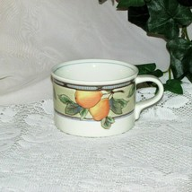MIKASA INTAGLIO GARDEN HARVEST COFFEE CUP CAC29 FRUIT REPLACEMENT no saucer - $4.77