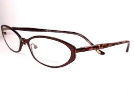 Carmen Marc Valvo Karina Sable Women Eyeglasses 53-16-135 Frames - $96.02